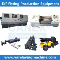 Quality CX-160/400ZF HDPE Electrofusion Wire Laying Machine -electrofusion winding machine wholesale