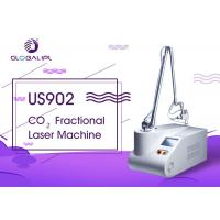 Buy cheap 3 In 1 Beauty Salon Equipment / Fractional Co2 Laser Treatment Acne Scar Removal from Wholesalers