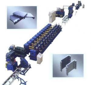China Guardrail Machine factory