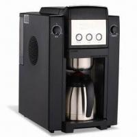 Buy cheap Bean-to-Cup Automatic Coffee Machine, American Style, Built-in Grinding System from Wholesalers