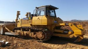 China Serviceability Reliable ECM 822D Track Type Tractor factory