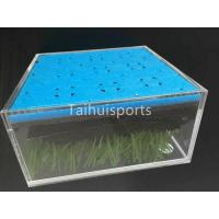 Buy cheap Shock Pad Rubber Underlay For Artificial Grass Three Layers Weather Resistance from Wholesalers