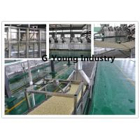 Buy cheap Vegetable Instant Noodles Making Machine For Hot Oil Frying Noodle Production from wholesalers