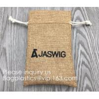 China Gift Pouches with Jute Drawstring Linen Hessian Sacks Bags for Party Wedding Favors Jewelry Crafts,Little Gifts, bagease on sale