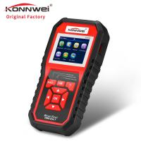 China 0.77W 1W Live Data Scanner Diagnostic Tool Konnwei Kw850 BMW Mercedes Toyota Honda Ford Obd2 on sale