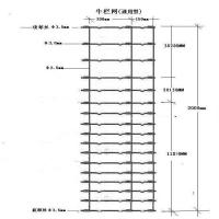China High Strength Carbon Steel Wire Mesh Fence ,  Cow Sheep Dog Hog Wire Fence Roll factory