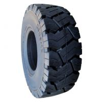 China 23*9-10 solid forklift tire factory