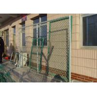 China Easy Installation Wrought Iron Fence Panels , Temporary Movable Fence Panels on sale