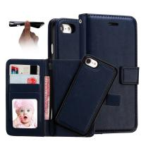 China iPhone XR Case,2 In 1 Magnetic Wallet Case Detachable Cover For iPhone 6/7/8/X/XS/XR/XS MAX,Samsung Galaxy S8,S9 factory