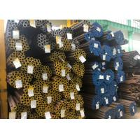 China Heat Exchanger Black Steel Seamless Pipe Copper Coated ASTM A106 Standard factory