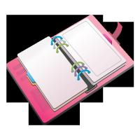 Buy cheap deluxe Leather daily desk diaries from Wholesalers