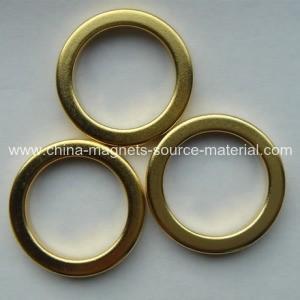 China N35H Sintered Neodymium Magnet factory