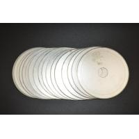 """China 6""""inch -20""""inch Ultra Thin Sintered Diamond Lapidary Notched Rim Saw Blades With Single Directional Blades factory"""