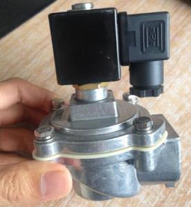 China SCG353A044 24V DC pulse jet solenoid valve , Alumininum dust collector valves on sale