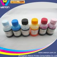 China edible ink for Epson 4 color&6 color printer ink factory