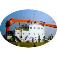 China Hydraulic hose crane offshore marine crane supplier factory