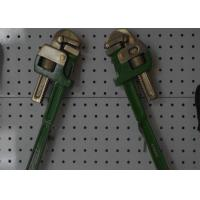 Buy cheap Adjustable Non Sparking Pipe Wrench Explosion Proof Hand Tool Safety from Wholesalers