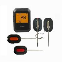Buy cheap Smart BBQ Meat Thermometer Instant Read With Six Upgraded Stainless Steel Probes from wholesalers