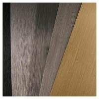 China 3mm Brushed Aluminium Alloy Plate 1050 1080 3003 Standard Size For Home Decoration factory