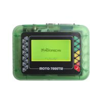 Buy cheap MOTO 7000TW  Universal Motorcycle Scan Tool V8.1 Version Support Reset Key Systems from Wholesalers