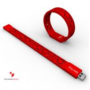 China hotsale Bracelet USB Flash Drive 2.0 factory