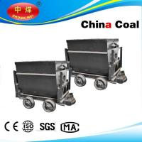 Buy cheap KFU0.75-6 Bucket Tipping mine car of coal for sale from Wholesalers