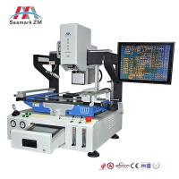 Buy cheap ZM-R6823 high automatic infrared soldering motherboard chipset repair better than 850 smd rework station from Wholesalers