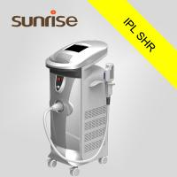 2015 Most popular super hair removal OPT SHR permanent remove hair beauty salon machine