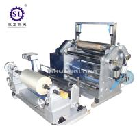China PLC Control Automatic Slitting Machine for Paper Straw Paper factory