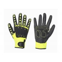 Buy cheap Wear Resistant Industrial Safety Gloves For Hunting / Tactical Training from Wholesalers