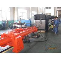 Buy cheap 16m Stoke Horizontal Single Action Hydraulic Cylinder Miter Gate For Industrial from Wholesalers