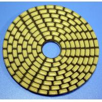 China Hot selling Diamond polishing pads for glass polishing on sale