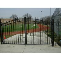 Buy cheap Decorative Steel Wire Mesh Fence Panels Gate Hot Dipped Galvanized Surface from Wholesalers