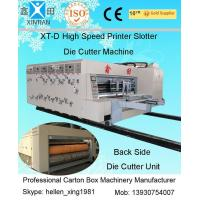 Buy cheap Vacuum Adsorption Automatic Carton Machine from Wholesalers