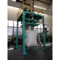 China 500kg - 2000kg Big Bag Weighing Filling Bagging Machine With High Performance on sale