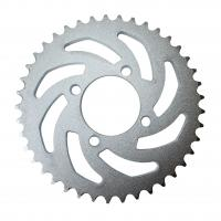 Buy cheap Dirt Bike Iron Motorcycle Spare Parts 420 Chain 41 Tooth Rear Sprocket from Wholesalers