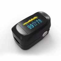 China 25bpm Choicemed Fingertip Pulse Oximeter With Heart Rate Monitor factory