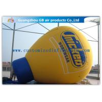 Buy cheap Large Inflatable Advertising Balloon / Air Floor Balloon For Promotion from Wholesalers