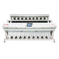 Buy cheap Recyclable 10 Channels Coix Rice Color Sorter With Full Color CCD RGB Camera from Wholesalers