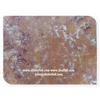 China Stone Stamp film on Kitchen cabinets factory