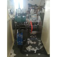 Quality 9 kw Tissue Paper Converting Machine / Facial Tissue Paper Log Saw Slitter for sale