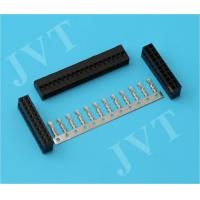 Buy cheap Double Row Electronic Terminal Wire to Board Connector 130V AC/DC Rating Voltage from Wholesalers