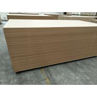 Buy cheap high density 12mm 15mm mdf board wood price / melamine MDF for CNC usage from Wholesalers