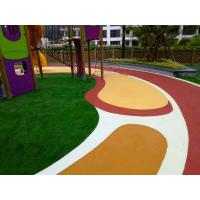 China High Density EPDM Rubber Flooring For Heavy Duty Area Customized Colors factory