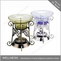 Buy cheap Non Electric Scented Oil Burner , Metal Essential Oil Burner Common Packaging from Wholesalers