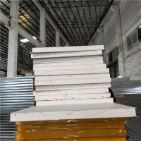 China good thermal insulation 75mm phenolic sandwich panel with fireproof for construction building factory