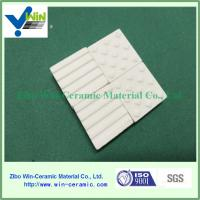 China Wear Protection Alumina Ceramic Tiles for Mining Equipment Liner factory