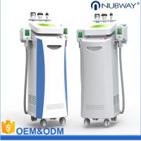 Buy cheap 5 handles cool sculpting/cryolipolysis wight loss fat removal salon beauty equipment with CE approved from Wholesalers
