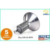 Buy cheap 5 Years Guarantee LED HighBay Lights Bridgelux LED Chip CE ROHS from Wholesalers