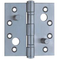 China Security Anti Theft Square Door Hinges 4 Inch Stainless Steel Door Hinges factory
